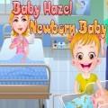 لعبة بيبي هازل وتوليد الطفل