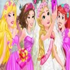 لعبة تلبيس الأميرة روبينزل