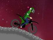 بن تن دراجة السرعة