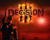 لعبة القرار الصعب