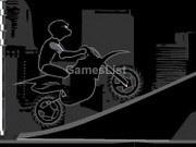 لعبة دراجة الظلام الترابية