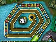 لعبة زوما كونغ فو