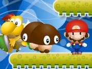 لعبة فقاعة كرة ماريو