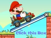 لعبة سيارة ماريو