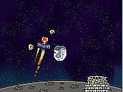 لعبة ماريو فى الفضاء