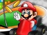 لعبة سباقات بطولة ماريو