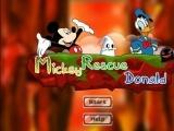 لعبة انقاذ ميكى لدونالد