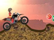 لعبة دراجة التحدى
