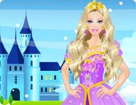 الأميرة باربي
