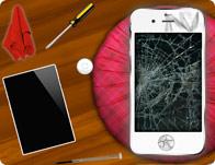 اصلاح شاشة الايفون 2015