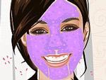 تنظيف وجه فانيسا الشهيرة