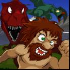 الهروب من الديناصور