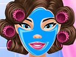 تنظيف الوجه والشعر
