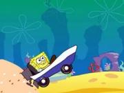 لعبة قارب سبونج بوب