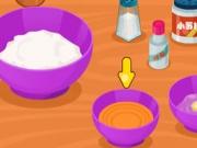 لعبة دورا وكعكة الشكولاتة