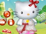 لعبة لباس القطة الجميلة