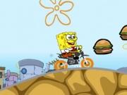 لعبة دراجة سوبر سبونج بوب