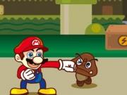 لعبة ماريو والوحوش