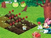 لعبة زراعة الزهور ميكى