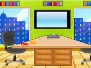 لعبة الهروب من غرفة المكتب