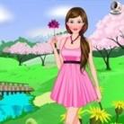 تلبيس ملابس الحديقة