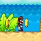 ماريو وشاطئ الدهب