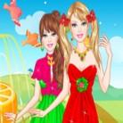باربي وملكة الفراولة