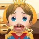 علاج اسنان الملكة صاحبة التاج