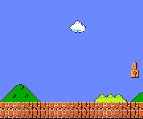 لعبة ماريو القديمة