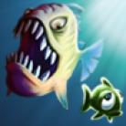 السمك الجائع