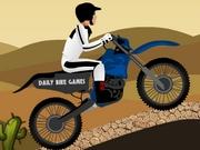 لعبة الدراجة المجنونة