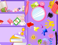تنظيف الخزانة فى المدرسة