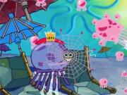 لعبة سبونج بوب قنديل البحر