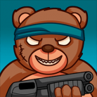 الدب تيدي والبدأ فى المذبحة