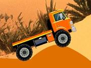 لعبة شاحنة الصحراء
