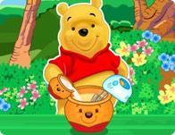 ويني وكعكة العسل