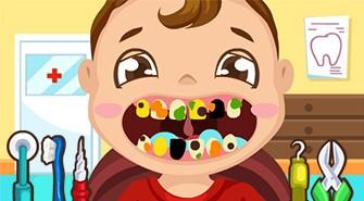 علاج الاسنان الطفل