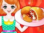 لعبة طبخ تجويف البيتزا