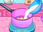 لعبة طبخ الجنزبيل