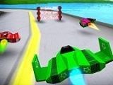 سباق سيارات المستقبل