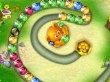 لعبة زوما متاعب الدب