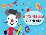 لعبة تعليم الاطفال الحروف الانجليزية ABC المرحة