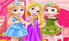 غرفة الأميرات الصغيرات