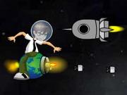 لعبة بن تن حرب الفضاء