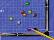 لعبة مخطط البياردو