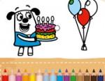 لعبة تعليم الرسم والتلوين للاطفال
