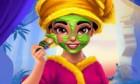 لعبة مكياج الأميرة ياسمين الجميلة