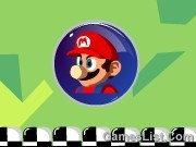 لعبة فقاعات ماريو
