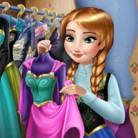 اختيار ملابس للاميرة آنا