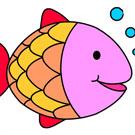 تلوين احواض السمك